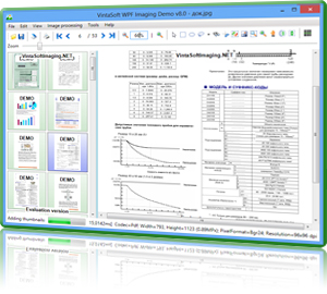 VintaSoftImaging.NET SDK