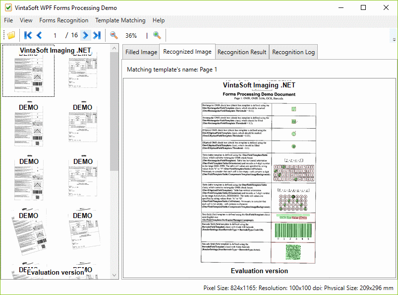 VintaSoft Annotation  NET Plug-in |  NET Image Annotations
