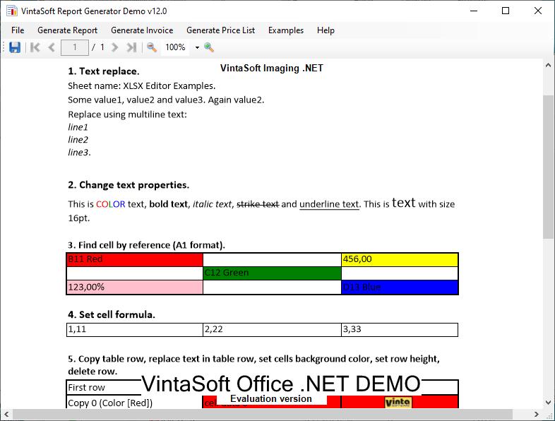 VintaSoft OCR  NET Plug-in |  NET OCR SDK | Text Recognition